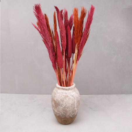 Bouquet plumas y Babala seco